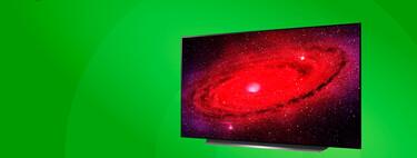 """MediaMarkt rebaja la LG OLED55CX5LB 2020 de 55"""": negros muy puros y HDMI 2.1 a 1.199 euros por el Black Friday"""