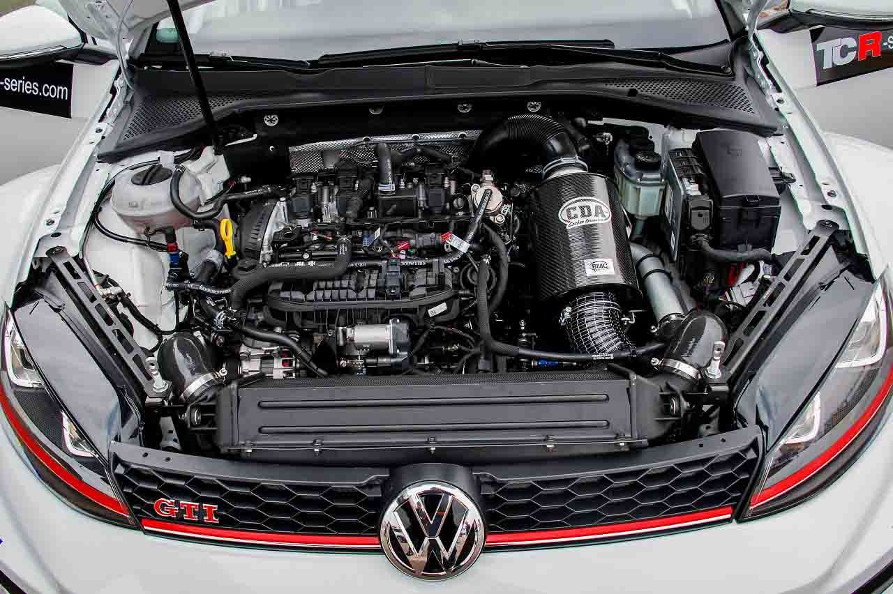 Foto de Volkswagen Golf GTI TCR (3/10)