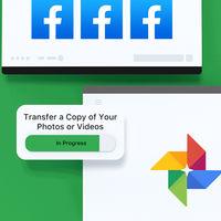 Cómo pasar tus fotos de Facebook a Google Fotos desde el móvil