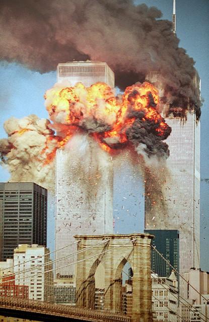 11 septiembre de 2002. Equipo de fotógrafos del NYT