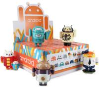 Así es la nueva colección de figuras Android Mini Series 05. ¡Ya a la venta!