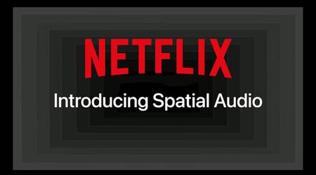 Netflix comienza a habilitar el Audio Espacial con los AirPods y AirPods Max en iOS 14, iPadOS 14 y la beta 6 de tvOS 15