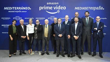 Mediaset Prime Video