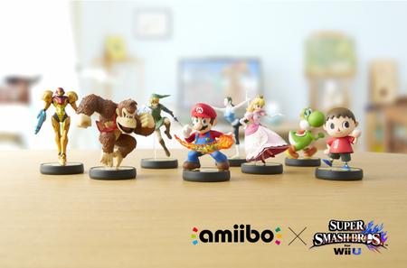Amiibo, las figuras con comunicación NFC de Nintendo