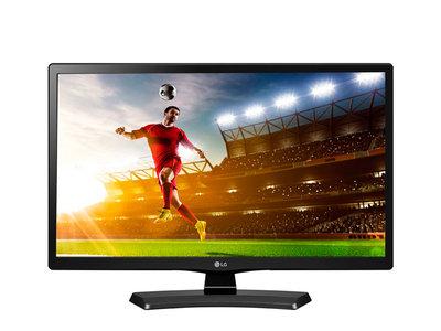 Monitor LG 24MT48DF-PZ de 24 pulgadas, con función televisor, por 137,89 euros