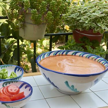 Del gazpacho al salmorejo, de la porra a la mazamorra: parecidos y diferencias de las grandes sopas frías andaluzas