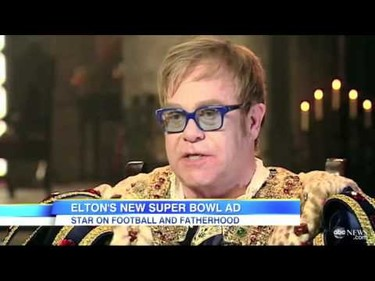 Boquitas de Piñón: Elton John y su 'amor' por Madonna