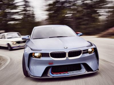 BMW 2002 Hommage, el merecido homenaje al 2002 Turbo que estabas deseando conocer