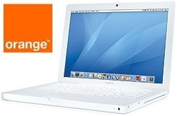 Orange y Apple ofrecen un MacBook+ADSL