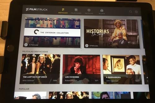 ¿Qué tiene de especial FilmStruck para que grandes cineastas y estrellas de Hollywood estén intentando salvarlo?