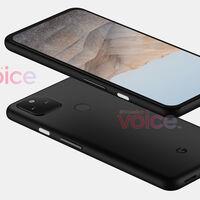 Este será el diseño del Google Pixel 5a, según OnLeaks