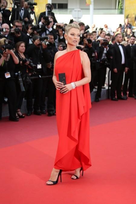 Deslumbrante Kate Moss