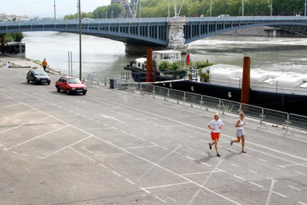 Lyon rive gauche antes de 2005