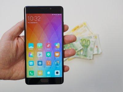 Oferta Flash: Xiaomi Mi Note 2, con pantalla de 5,7 pulgadas, por 250 euros y envío gratis