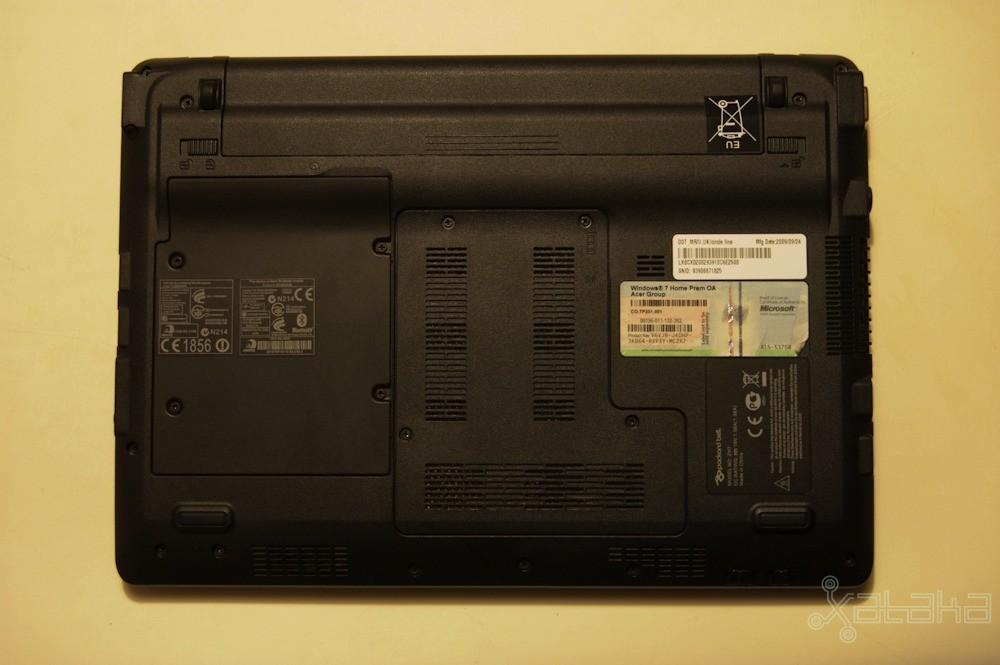 Foto de Packard Bell dot m/u, análisis (9/17)