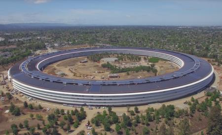 Llegamos a mayo ¿sin inauguración? Nuevo vídeo aéreo del Apple Park