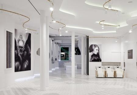 Espacios para trabajar: nueva Academia L'oréal en Barcelona