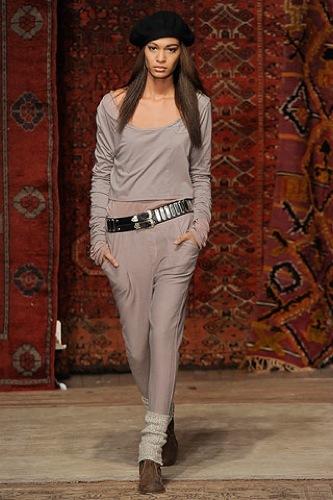 Erin Wasson x RVCA, Otoño-Invierno 2010/2011 en la Semana de la Moda de Nueva York I