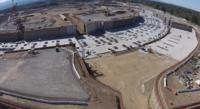 Imagen de la semana: el Apple Campus 2 va cogiendo forma