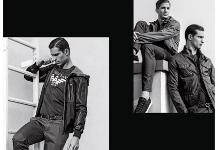 Armani Jeans crea una revolución sportwear con su colección Spring/Summer 2016