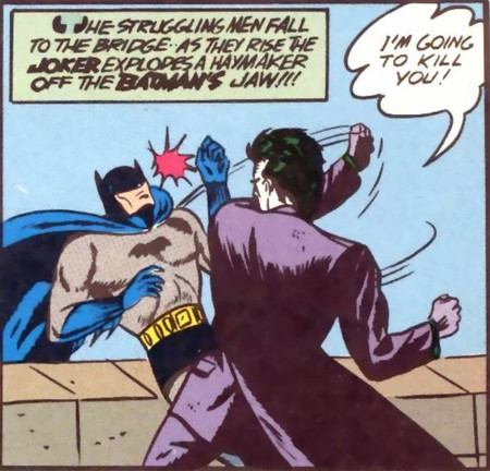 Jokervsbatman
