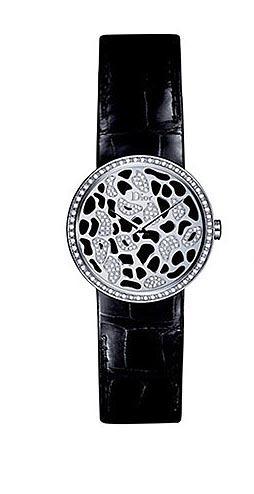 Colección de D de Dior: relojes-joya
