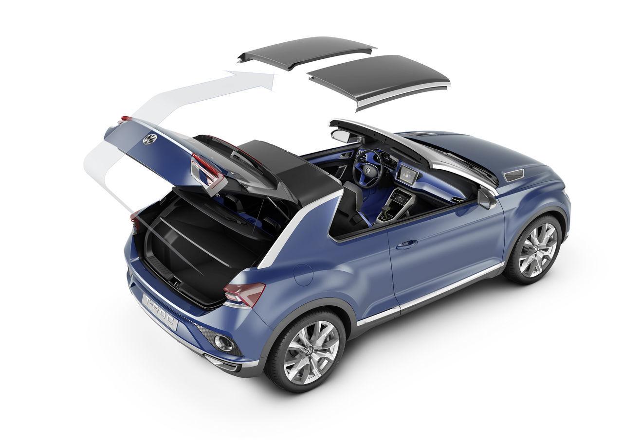 Foto de Volkswagen T-ROC Concept (18/22)