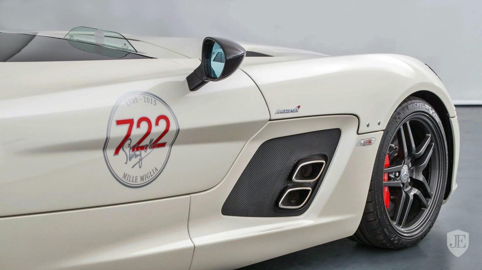 Foto de Mercedes-Benz SLR McLaren Stirling Moss en venta (5/13)