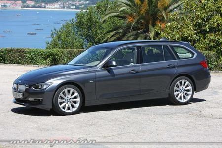 BMW 320d Touring, prueba (parte 2)