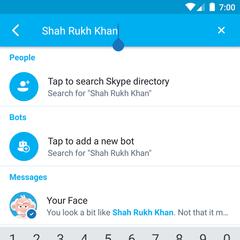 Foto 5 de 8 de la galería skype-mingo-alpha en Xataka Android