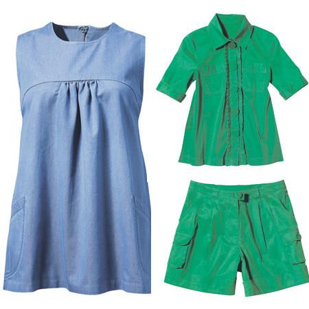 Colección Primavera-Verano 2008 de H&M, para él y para ella