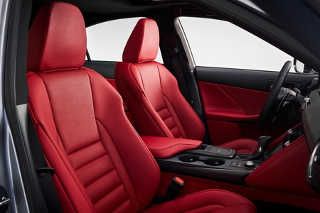 Lexus Is 2021 Mexico 41