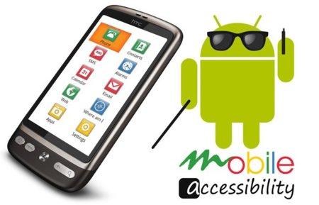 Mobile Accessibility, una aplicación de acceso a pantallas táctiles para personas con discapacidad visual