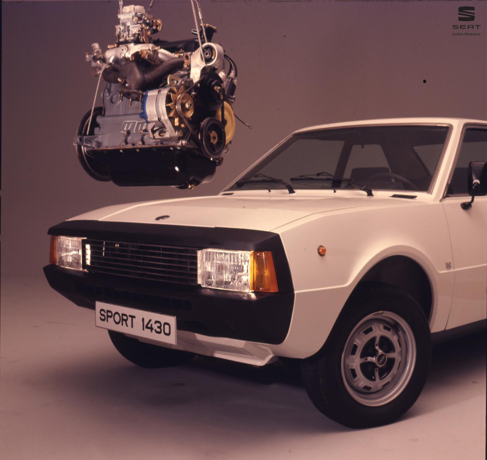 Foto de Motor SEAT 1430 - fotos históricas (32/49)