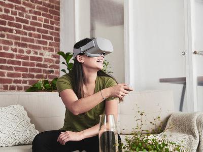 Oculus Go, por fin unas gafas de realidad virtual que no requieren de un teléfono o cables