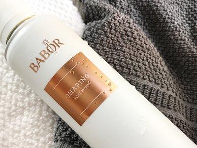 Probamos la espuma de ducha de Babor: suavidad y limpieza aseguradas con una gran textura