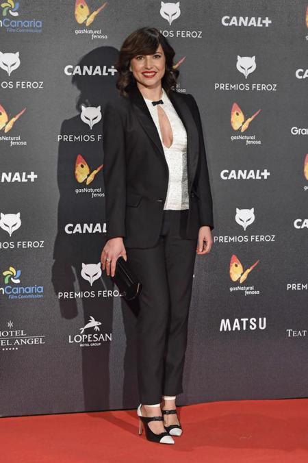 Marian Alvarez en los Premios Feroz 2015