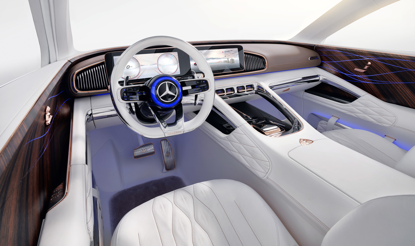 Foto de Mercedes-Maybach Ultimate Luxury Concept (10/18)