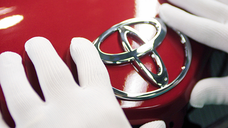 El resumen del 2012 de Toyota, propósitos cumplidos