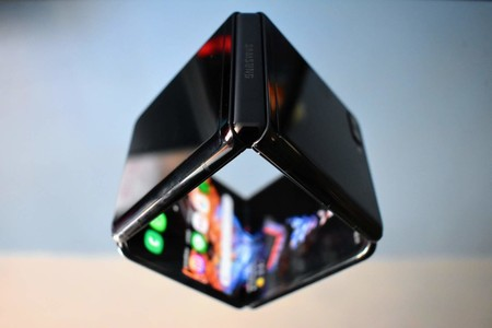 Samsung Galaxy Z Flip Analisis Mexico Pantalla Flexible Plegable