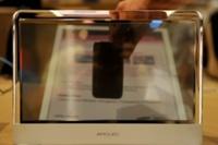 Portátil de Samsung con pantalla AMOLED transparente, el más difícil todavía