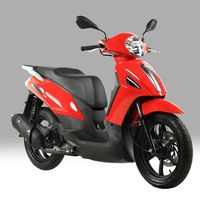 Llega el Hanway Flash 125, un scooter low cost de rueda alta por menos de 2.000 euros