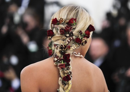 Peinado Jasmine Sanders