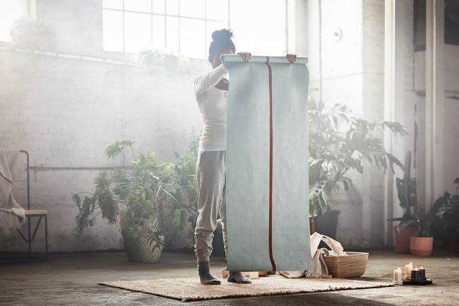 Ikea Coleccion Hjartelig 2018 Ph149925 Alfombra Yoga Lowres