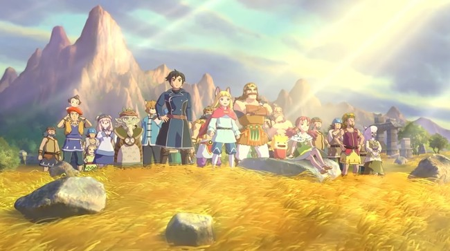 Ni No Kuni Ii Revenant Kingdom 03