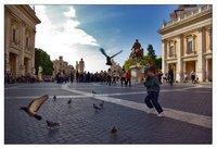 Roma: Un paseo por la Piazza del Campidoglio