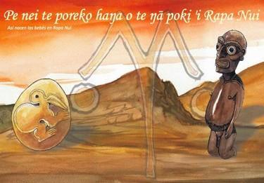 """Una guía diferente: """"Así nacen los bebés Rapa Nui"""""""