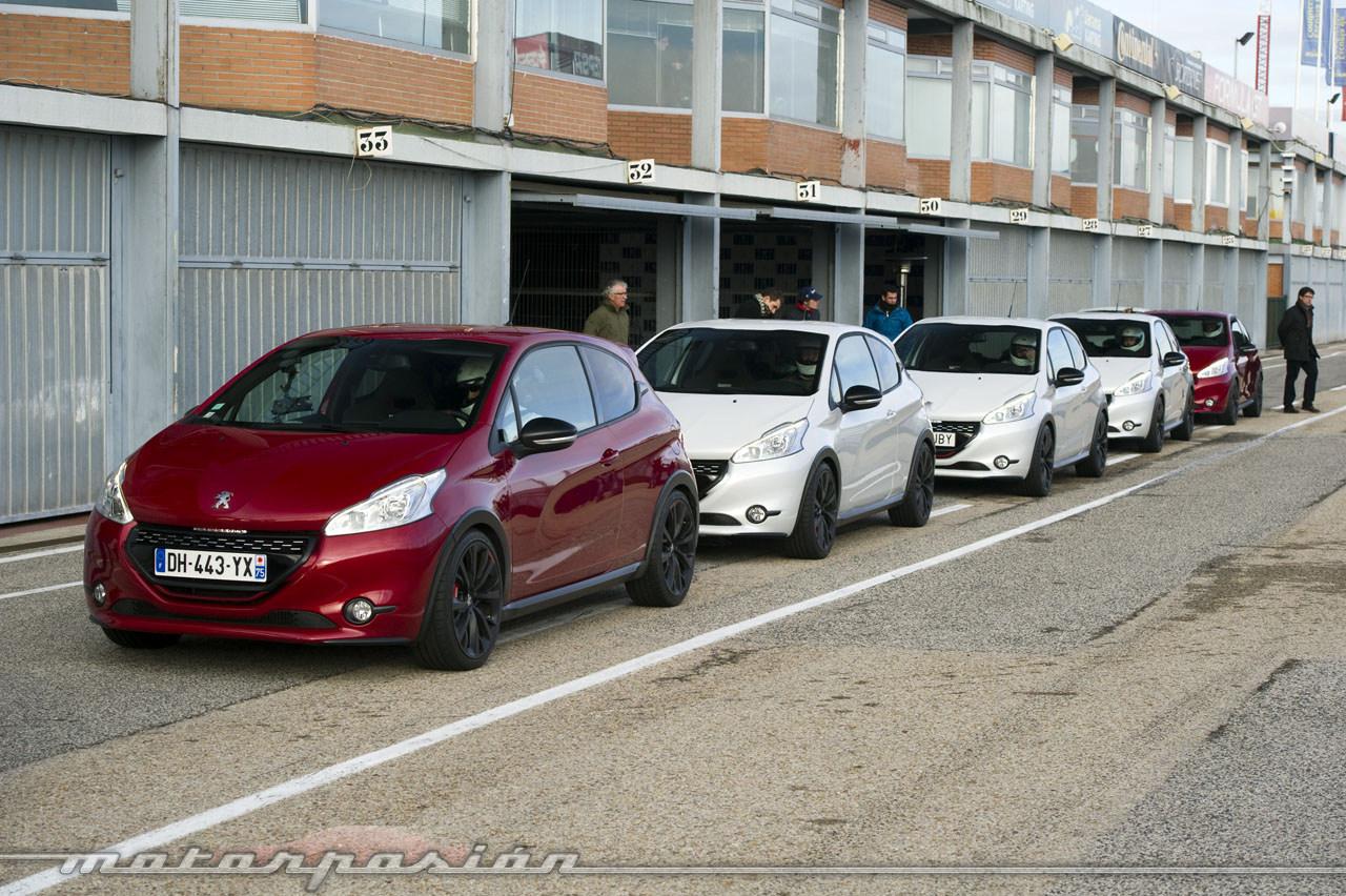 Foto de Peugeot 208 GTi 30th, toma de contacto (12/23)