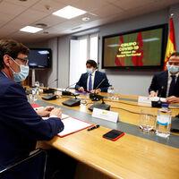 ¿Una incidencia de 500 o de 1.000? La disputa entre Sanidad y Madrid supera cualquier cifra en Europa