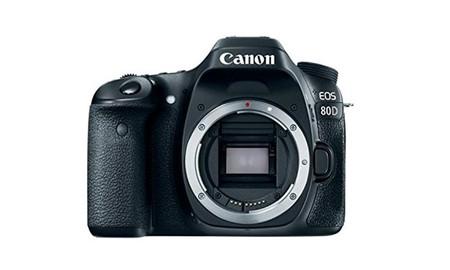 Más barata que nunca, la EOS 80D de Canon, de importación en eBay, nos sale por 599,99 euros